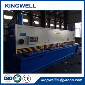 China Hydraulic Shearing Machine for Sale (QC11Y-6X6000) pictures & photos