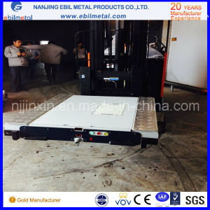 Ce Certification Advanced Pallet Runner for Cold Room (PP) pictures & photos