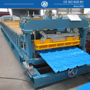 Steel Bending Machine for Making Roof Panel pictures & photos