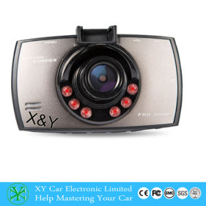 Car Driving Date Recording Camera Vehicle Black Box Car Dash Camera (XY-H700)