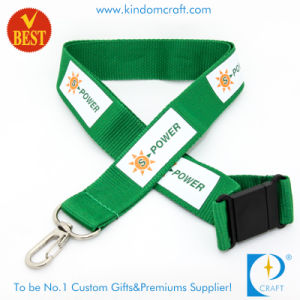 Cheap Custom Polyester Printed Neck Strap Lanyard pictures & photos