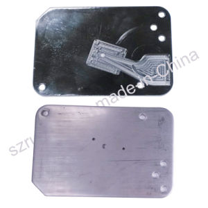 Stainless Steel Spare Part of Sewing Machine Needle Plate
