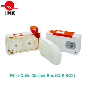 Fiber Optic Cleaner Box for Low Cleaning Cost Applications pictures & photos