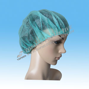 Disposable Dustproof Bouffant Cap for Medical pictures & photos