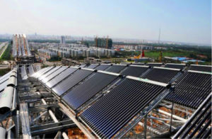 High Efficient Heatpipe High Pressure Split Solar Collector pictures & photos