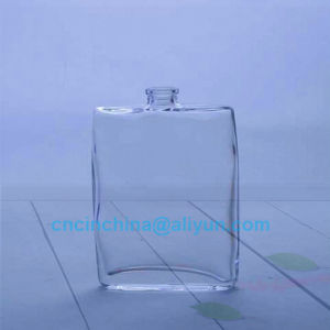 Square Perfume Glass Bottle 60ml pictures & photos