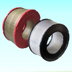 Hot Sales China Supplier Auto Air Compressor Air Filter pictures & photos