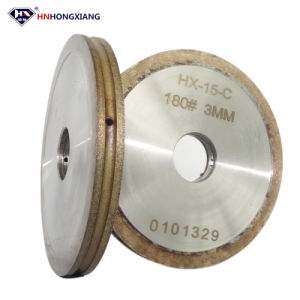 130mm Chamfering Diamond Cup Grinding Wheel for Angle Machine pictures & photos