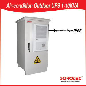 Outdoor Integration Battery Cabinet Integrated Outdoor Online UPS pictures & photos
