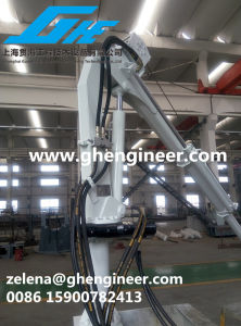 Mini Yacht Crane for Loading and Unloading pictures & photos
