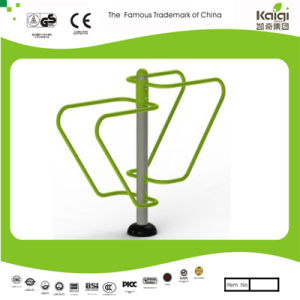 Kaiqi Outdoor Fitness Equipment for Adults - Push up and DIP Station (KQ50213K) pictures & photos