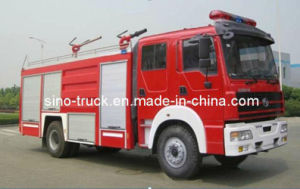 Iveco Hongyan Fire Truck / Firefighter Truck pictures & photos