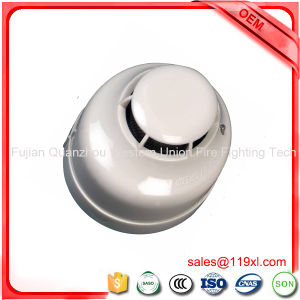 Conventional Photoelectric Smoke Detector, Smoke Detector pictures & photos