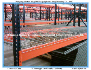 Zinc Coated Wire Mesh Deck for Storage Shelving pictures & photos
