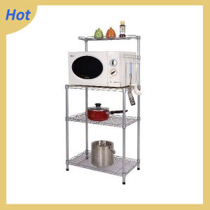 Metal Chrome-Plated Wire Shelving, Storage Product pictures & photos