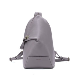 Supplier of Leather Handbag 2016 Latest Lady Leather Backpack (KITSS-15-29)