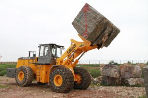 Onxy Quarry Mining Equipment and Machinery Fork Lift pictures & photos