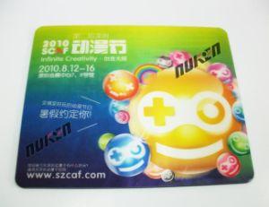2015 Cute Portable 3D Lenticular Coaster Mat pictures & photos