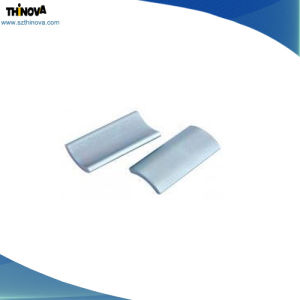 Hot Sale High Performance Permanent Sintered NdFeB Arc Magnets pictures & photos