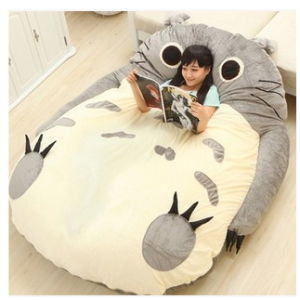 Totoro Lazy Man Tatami Bed for Double Bed pictures & photos