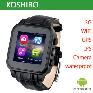 Waterproof Android 4.42 Smart Watch pictures & photos