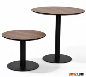 Italy Design Modern Round Dining Table pictures & photos