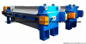 Leo Filter Press Oil Refinery Plant Oil Filter Press pictures & photos