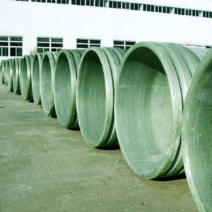 FRP Pipe for Sewage Water /Drinking Water Pipe /Tube pictures & photos