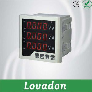 Newest Three Phase Amper&Volt&Frequency Meter pictures & photos