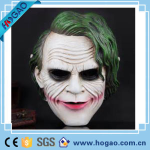 Polyresin Carving Flower Line Wholesale Halloween Skull pictures & photos