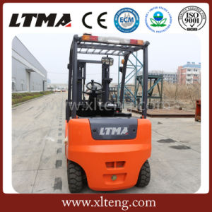 Ltma Electric Forklift 2t Portable Forklift pictures & photos