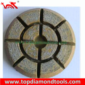 Hybrid Bond Diamond Polishing Pads for Concrete Floor pictures & photos