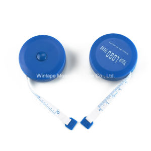 Plastic Promotional Gift PVC Meter Measuring Tape (RT-123) pictures & photos