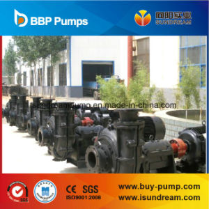 Ah Heavy Duty Slurry Pump for Mining Applciation pictures & photos