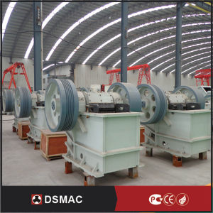 PE Jaw Crusher Widely Used in Stone Crushing Process