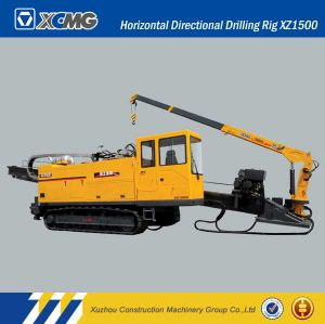 XCMG Official Manufacturer Xz1500 Horizontal Directional Drilling Rig for Sale pictures & photos