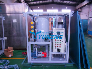 Single Stage Vacuum Transformer Oil Filter pictures & photos