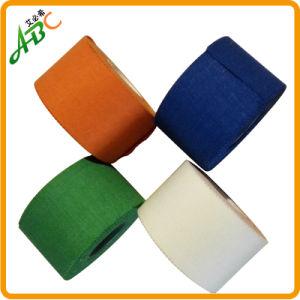 ABC 100% Cotton FDA Approved Adhesive Cohesive Rigid Sport Tape