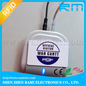 Contactless Smart Card Reader TCP/IP WiFi NFC Reader Wireless pictures & photos
