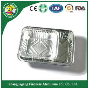 Aluminum Foil Container for Fast Food pictures & photos