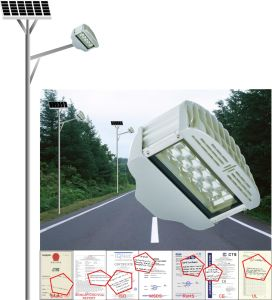 30W Solar Street Light, Home or Outdoor Using Solar Lamp Solar Lantern Lamp pictures & photos