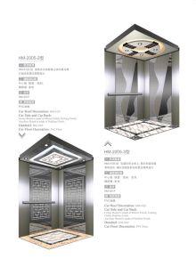 Machine Roomless Elevator (MRL passenger elevator) pictures & photos