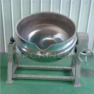 Agitator Cooking Machine Frying Pan (ACE-JCG-W5) pictures & photos