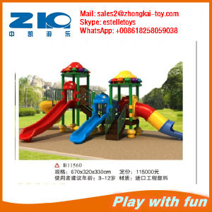 Kids Playground Slide for Outdoor on Sell pictures & photos