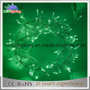 Factory Wholesale IP65 Decoration Rubber Wire Christmas LED Fairy Lights pictures & photos