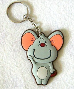 Custom Production Fashion Cute Keychain pictures & photos