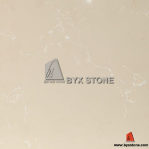 Sanana Beige Quartz for Slab, Tile, Countertop pictures & photos