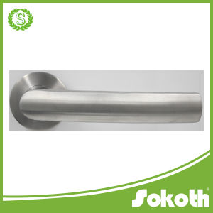 Ss201/304 Door Handle/ Furniture Door Lock Stainless Steel (SKT-S071) pictures & photos