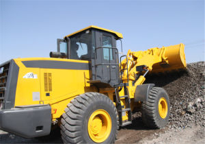 Construction Machinery Zl50gn 5 Ton Wheel Loader pictures & photos