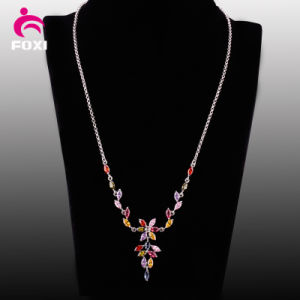 New Product Ladies Gemstone Jewelry Necklace pictures & photos